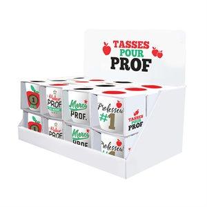 BB TASSES POUR PROFESSEURS FR. / 24