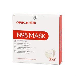 PL ORICH N95 MASQUES JETABLES / 5