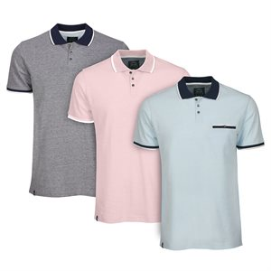 PL T-SHIRT POLO HOMME